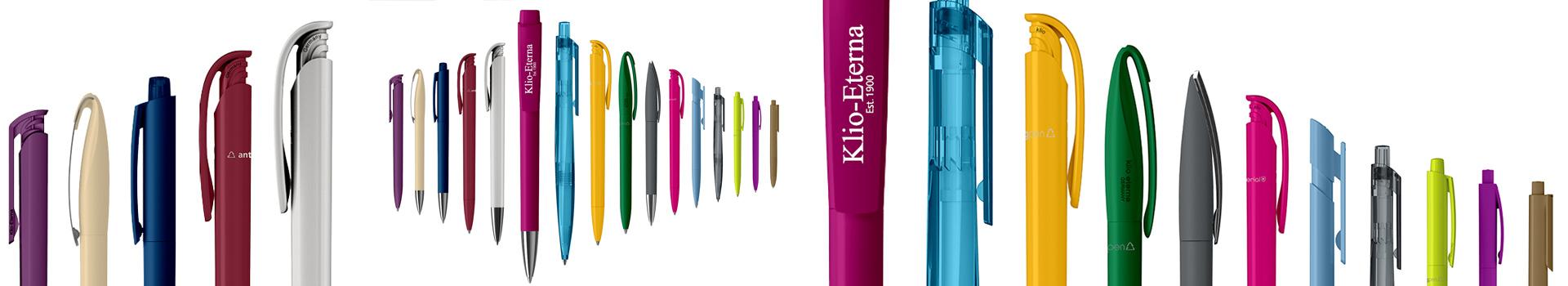 Klio Eterna Kugelschreiber mit Logo bedrucken