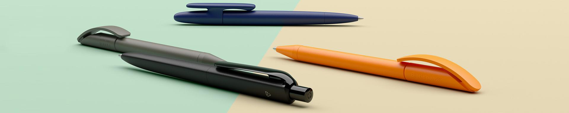 Kugelschreiber mit Werbung
