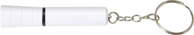 Schlüsselanhänger 'Line' aus ABS-Kunststoff