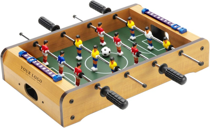 Fußball-Tischkicker 'Winner' aus Holz/Kunststoff/Metall