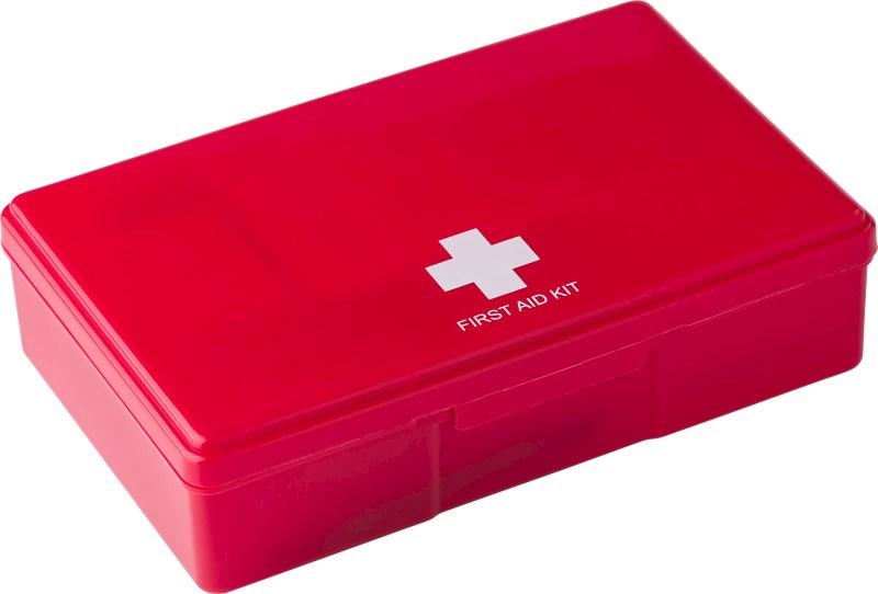 Erste-Hilfe-Set 'XL' aus Kunststoff