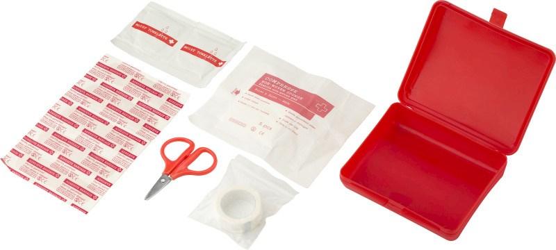 Notfall-Set 'Scurity' aus Kunststoff