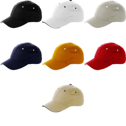 Baseball-Cap 'Chicago' aus Baumwolle