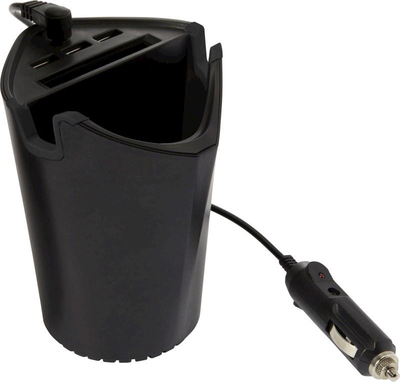 Becherhalter 'Car' aus Kunststoff