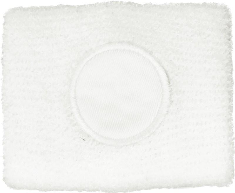 Schweißarmband aus 100 % Baumwolle