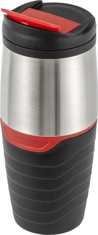 Isolierbecher 'Steel' (450 ml)