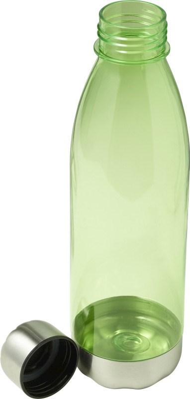 Transparente Trinkflasche 'Santiago' aus AS