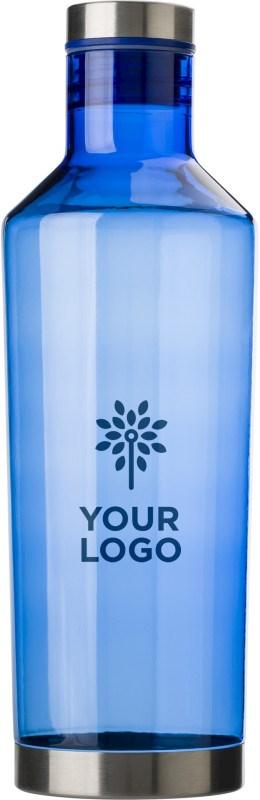 Transparente Wasserflasche 'Sydney'