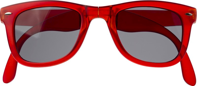 Sonnenbrille 'Glamour' aus Kunststoff
