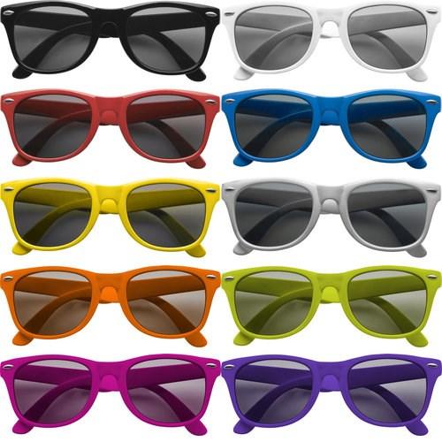 Sonnenbrille 'Fantasie' aus Kunststoff