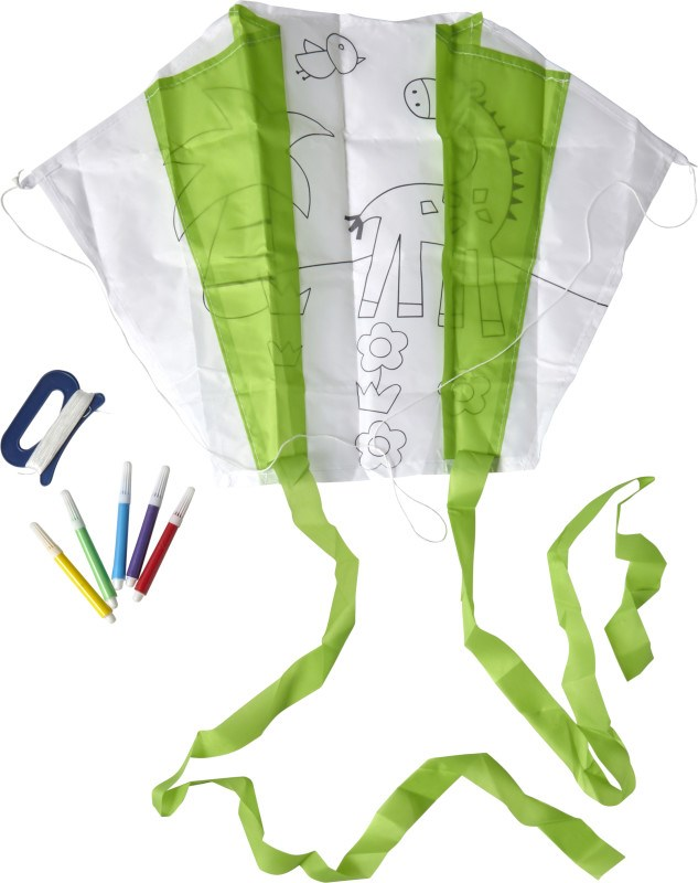 Drache 'Colours' aus Polyester