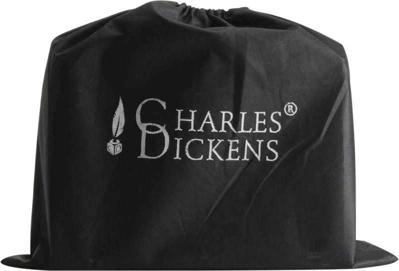 Charles Dickens Aktentasche 'Sketcher' aus Leder