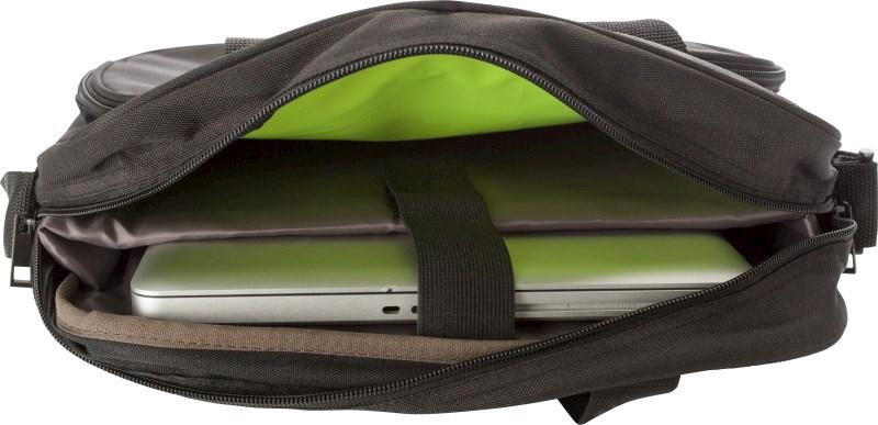 Laptoptasche 'IT' aus 600D Polyester