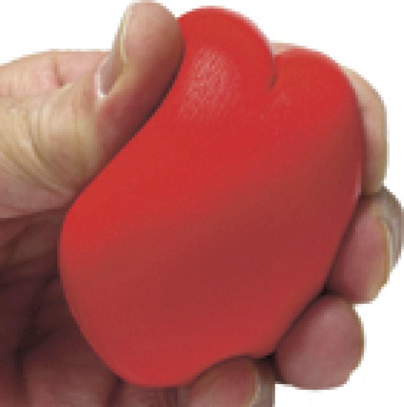 Anti-Stress-Herz 'Comfy' aus PU Schaum