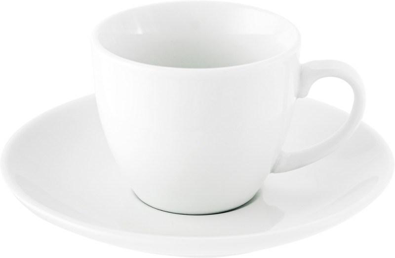 Espresso-Tasse 'Pisa' aus Porzellan