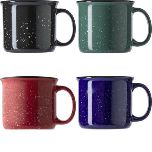 Kaffeebecher 'Vintage' (450 ml) aus Keramik [SALE 30%]