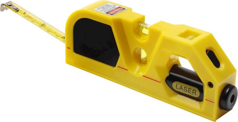 Maßband 'Lasertech' aus Kunststoff