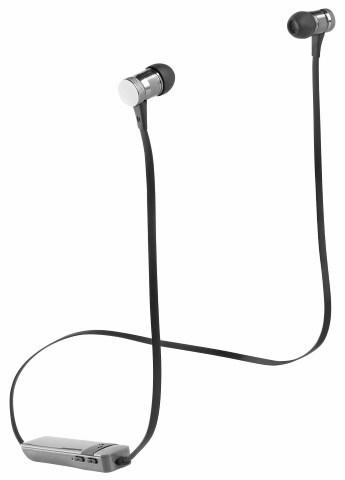 """Bluetooth® In-Ear Kopfhörer """"BlueMicroSound"""" schwarz"""