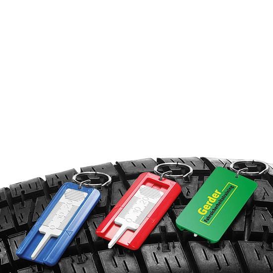 Reifenprofiltiefenmesser