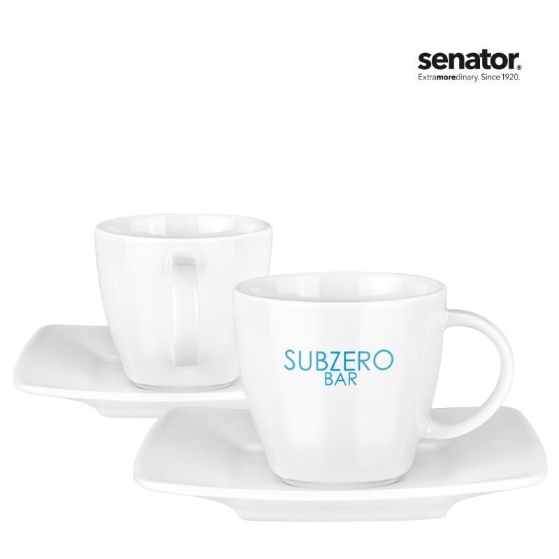 ® Maxim Espresso Duo Porzellanset 4-teilig
