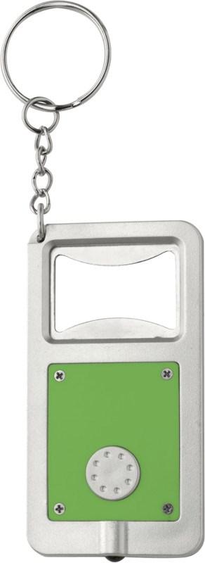 Schlüsselanhänger 'Kalvin' aus Kunststoff