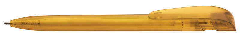 YES transparent Druckkugelschreiber