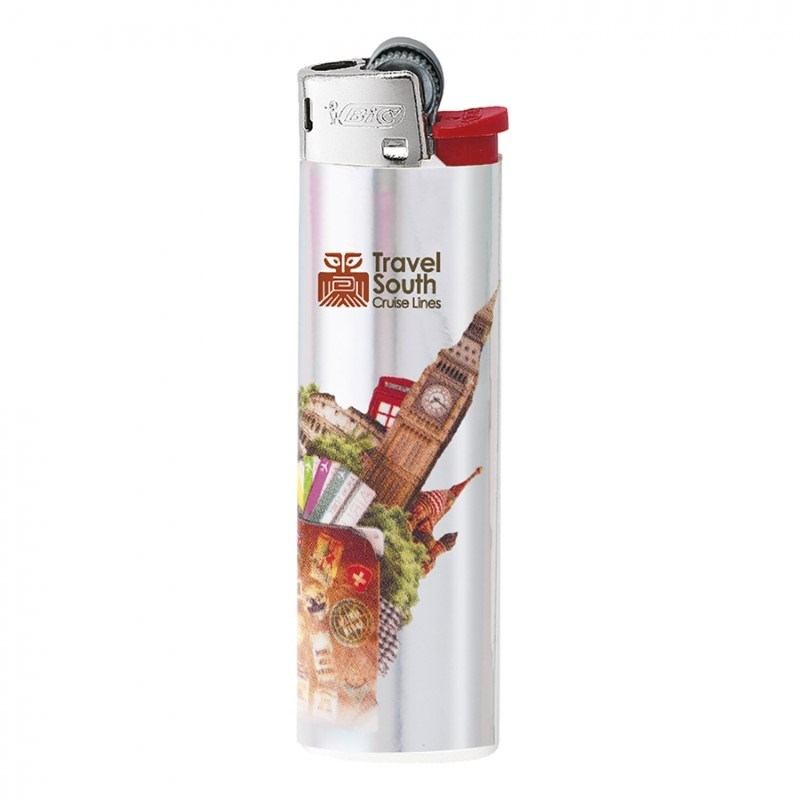 ® J23 Slim Digital Wrap Feuerzeug