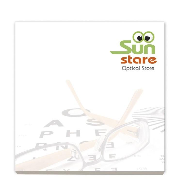 ® 75 mm x 75 mm 100 Blatt Adhesive Notepads