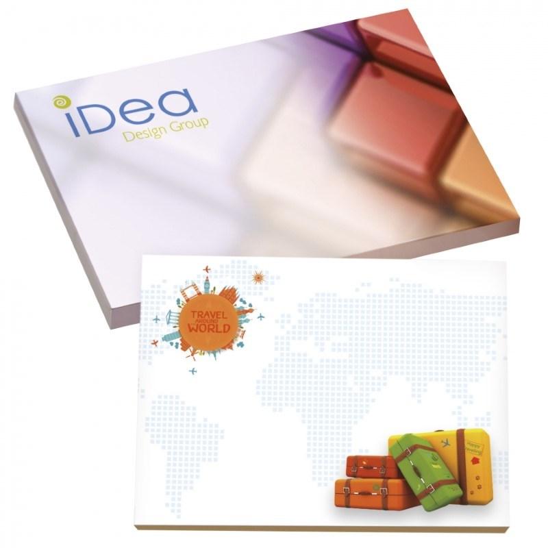 ® 101 mm x 75 mm 25 Blatt Adhesive Notepads Ecolutions®