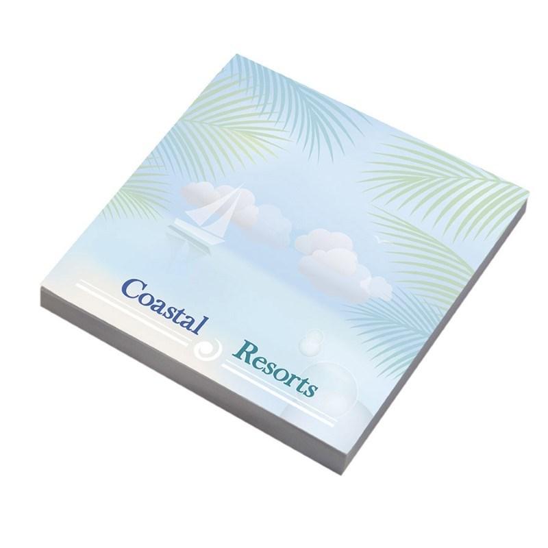 ® 75 mm x 75 mm 25 Blatt Adhesive Notepads Ecolutions®