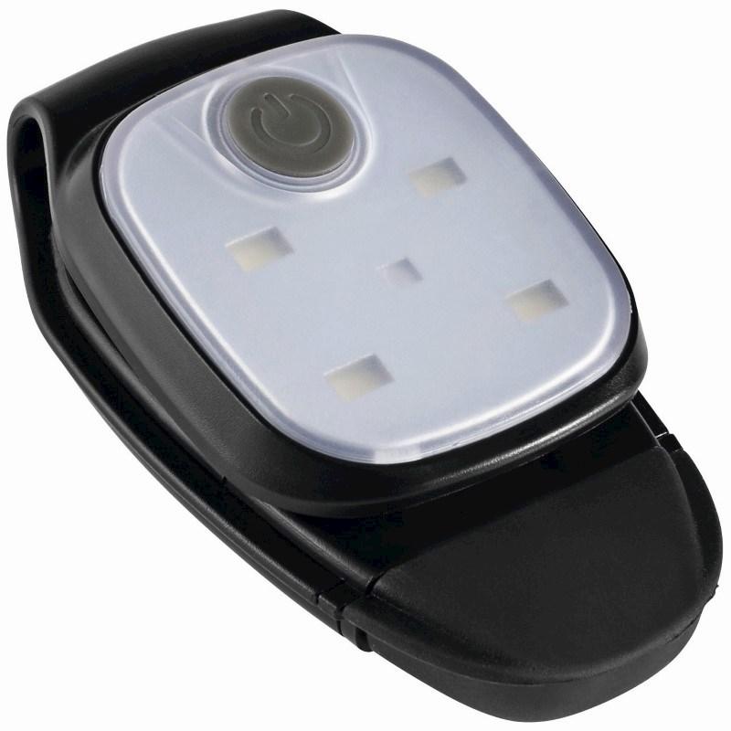 """Clip-Licht """"MobileLightConnect"""" schwarz"""