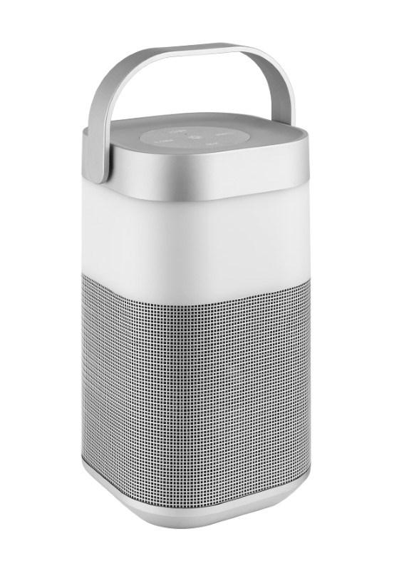 """Bluetooth® Lautsprecher """"AmbientSoundTower"""" silber"""