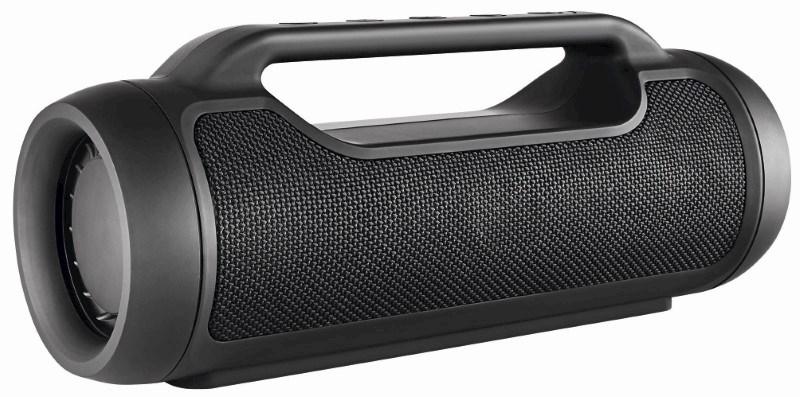 """Bluetooth® Lautsprecher """"BoombasticBase"""" schwarz"""