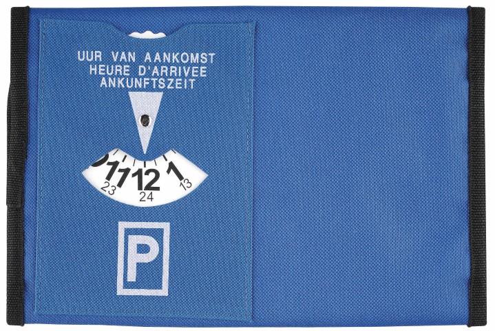 """CreativDesign Wagenpapiertasche """"Store&Time"""" schwarz/blau"""
