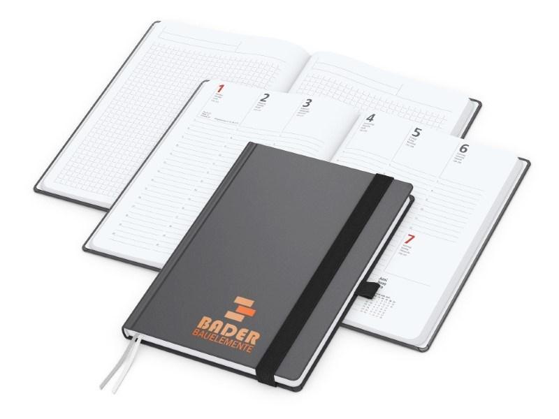 Vision-Hybrid A5 Bestseller, Siebdruck-Digital