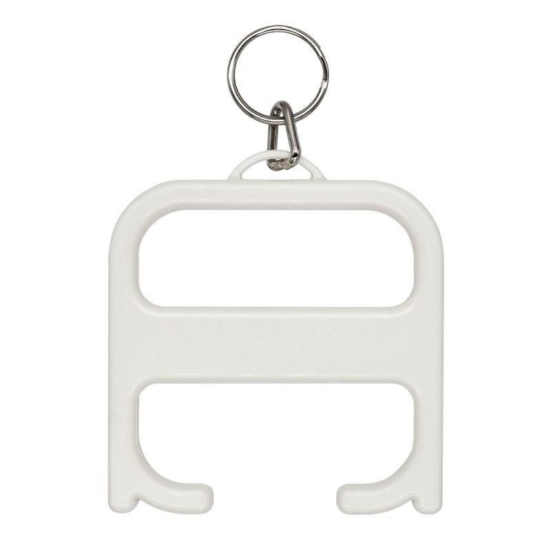 Hygienegriff mit Schlüsselanhänger