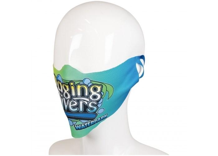 Custom-made Gesichtmaske full-colour