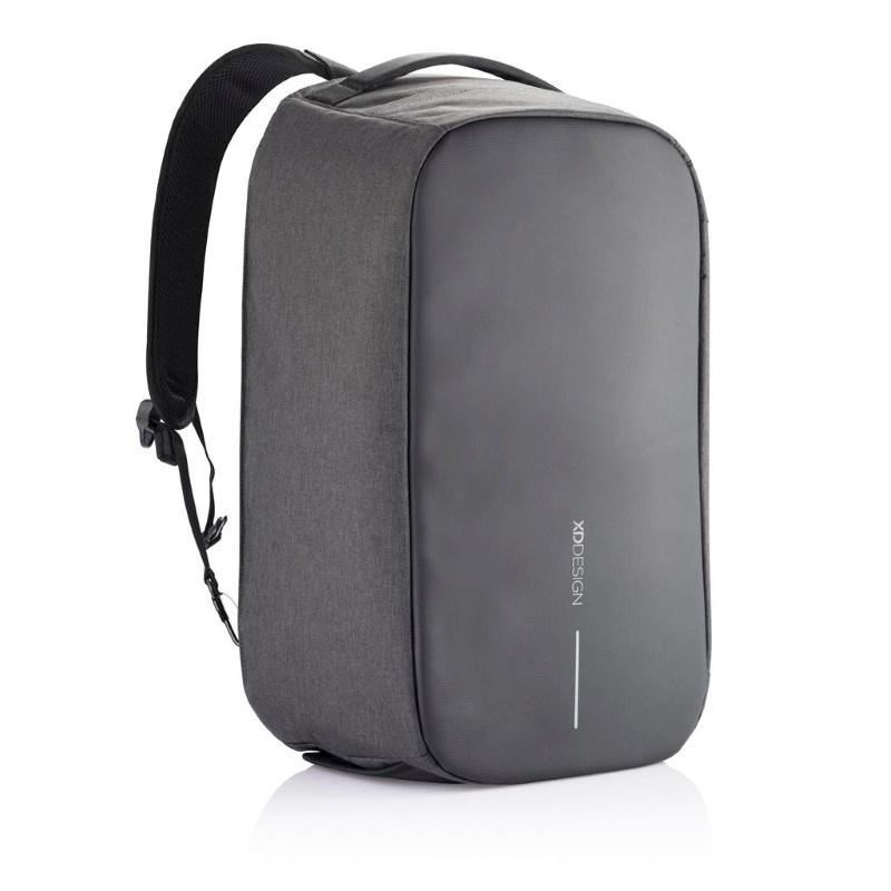 Bobby Duffle Anti-Diebstahl Reisetasche, schwarz