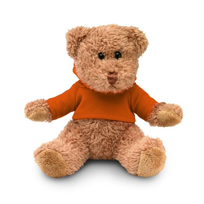 JOHNNY Sitzender Teddybär