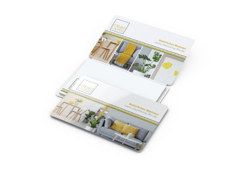 Multi-Card Haftnotiz Individuell