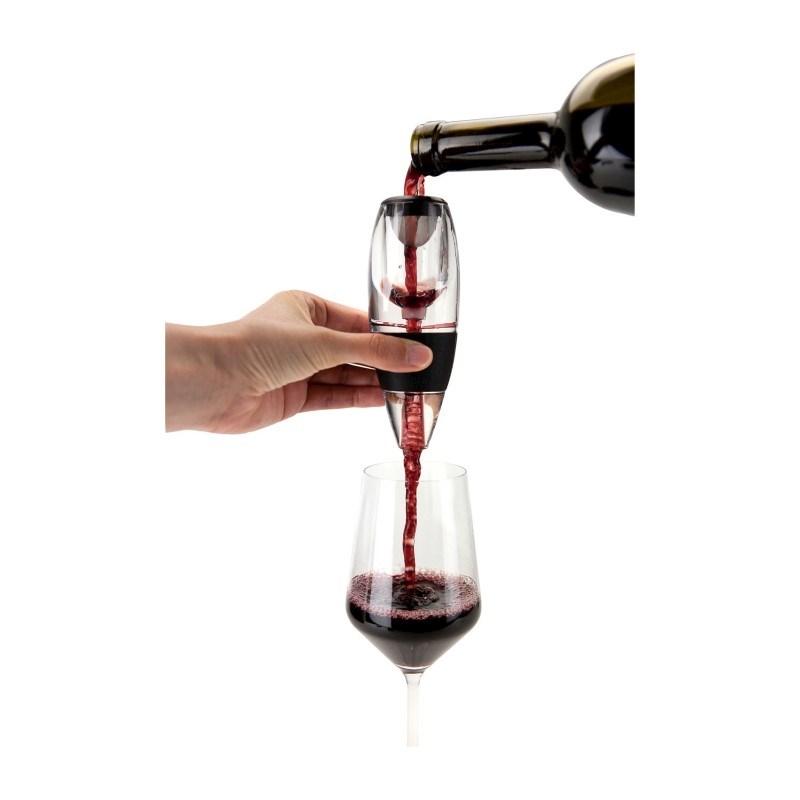 Rotweinbelüfter für's Glas