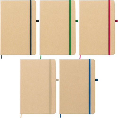 Notizbuch 'Closing' aus Papier