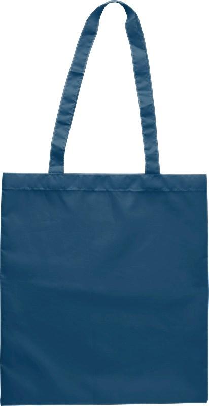 Einkaufstasche 'Peaches' aus RPET-Polyester