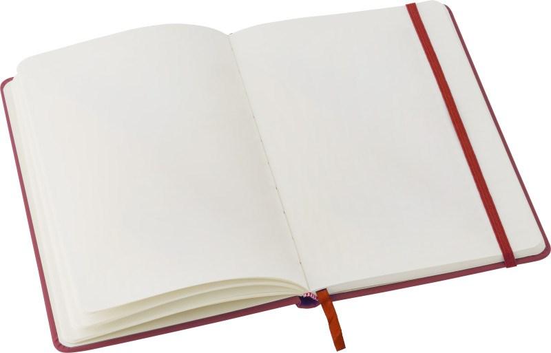 Notizbuch 'Written' aus PU