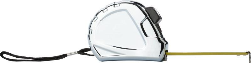 Maßband 'Silver Mouse' aus Kunststoff, 3 m