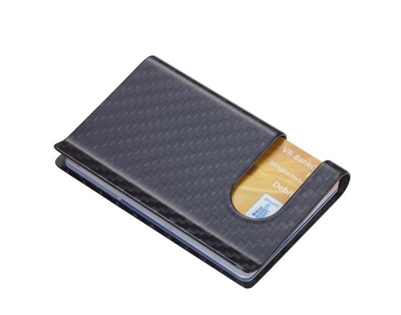 Kreditkartenetui CARBON CASE