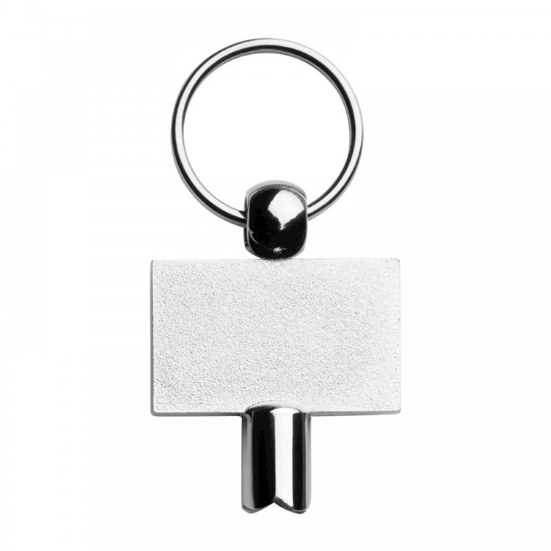 Schlüsselanhänger mit Heizungsentlüftungsschlüssel REFLECTS-MADISON