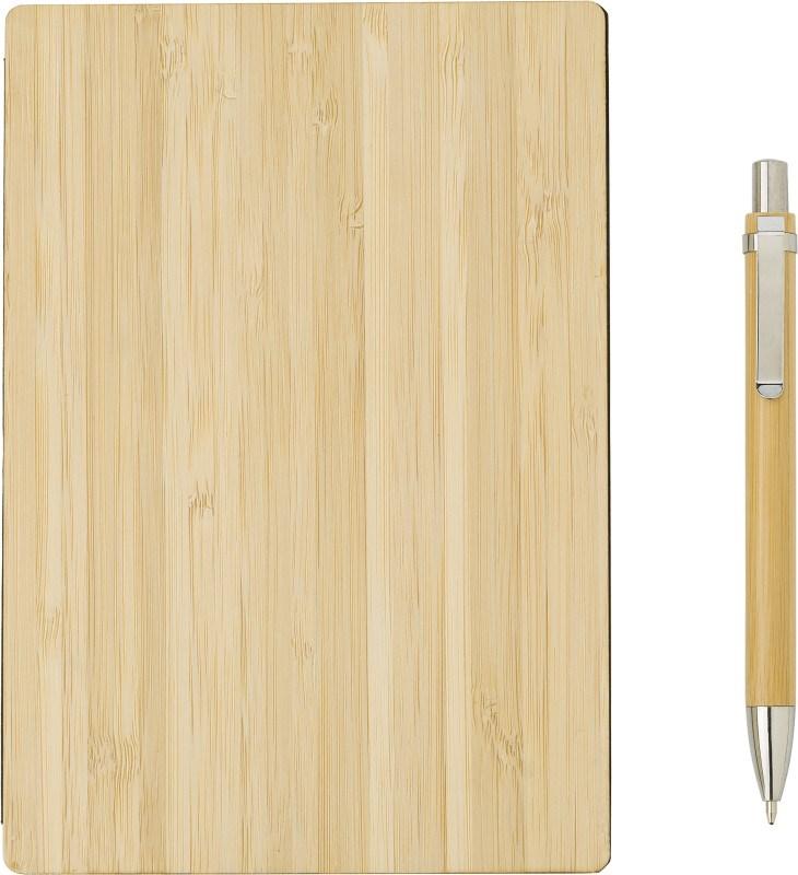 "Bambus ""Ariella"" Notizbuch"