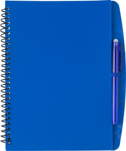 Notizbuch 'Louis' aus Kunststoff