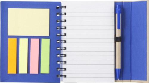 Notizbuch 'Remember' aus Karton